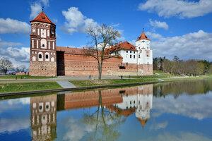 Беларусь, Мирский замок