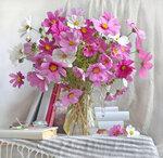Розовая нежность..
