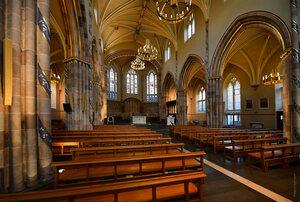 Собор Святого Андрея в Глазго (Roman Catholic Metropolitan Cathedral of St Andrew)